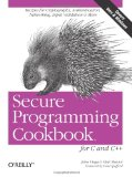 Secure Programming Cookbook